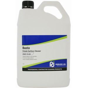 Busta Cream Surface Cleaner 5L