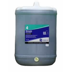 Versadet #4 Neutral Floor Cleaner 25L
