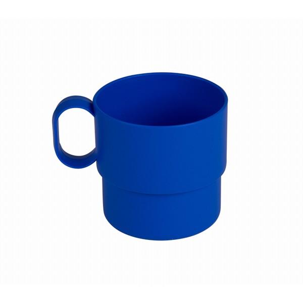 Decor Reusable Plastic Stacking Mug-1286
