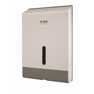 """ABC"" Interleaved Hand Towel Dispenser"