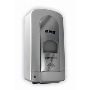 """ABC"" Touch Free Foam Soap Dispenser"