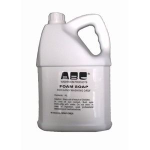 """ABC"" Foam Soap Handwash 4L"