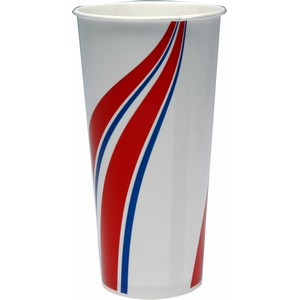 Carnivale Milkshake Cup 24oz