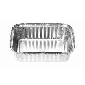 Foil Container Dinner Pack Large