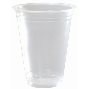 Clear Cold Plastic Cup 10oz