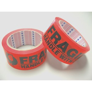 """Tape """"Fragile Handle with Care"""" 48mm x 66m"""