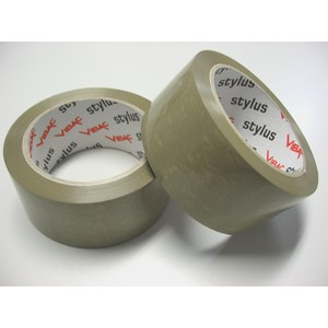 Tape Natural Rubber Brown 48mm x 75m