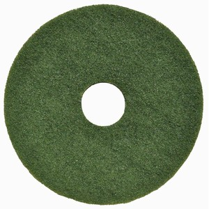 Floor Pad Reg Green 400mm