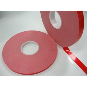 Tape Double sided H/D 24mm x 2mm x 16.5m