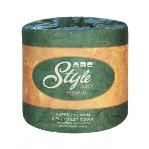 "0-8822 ""Style"" 2 ply Super Premium Toilet Roll"