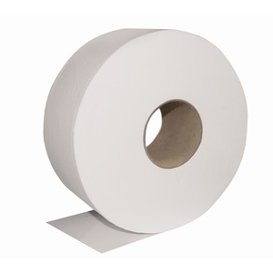 "Q-SPJM200 ""Softex"" 2 ply Mini Jumbo Toilet Roll"