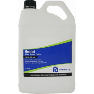 Gemini Sealer Finish 5L