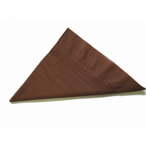 """Alpen"" Napkin 2ply Dinner Chocolate"