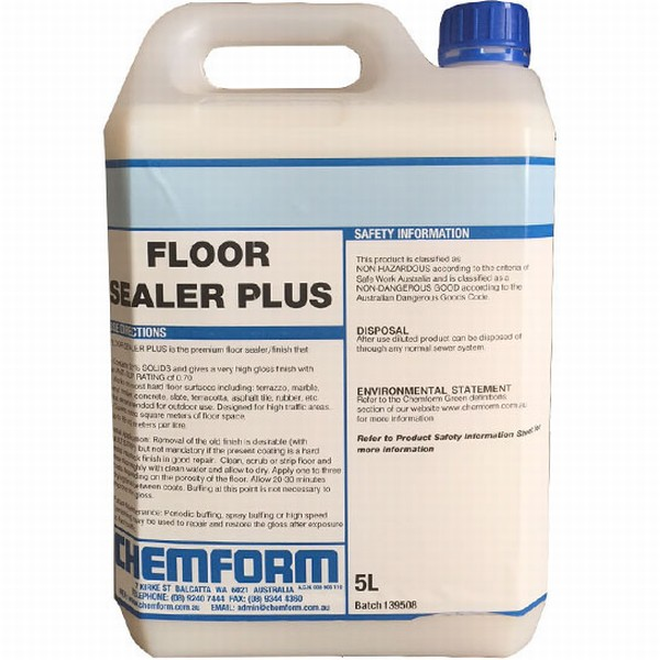 Floor Sealer Plus 5l