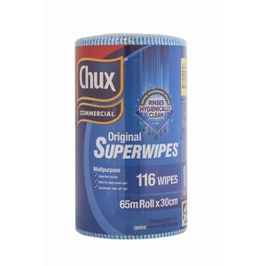 """CHUX"" Commercial Regular Superwipes Roll"