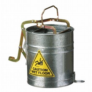 """Oates"" Galvanised Mop Bucket 15L"