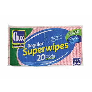"""CHUX"" Commercial Regular Superwipes"