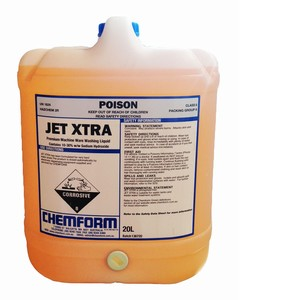 """Jet Xtra"" Dishwashing Machine Liquid 20L"