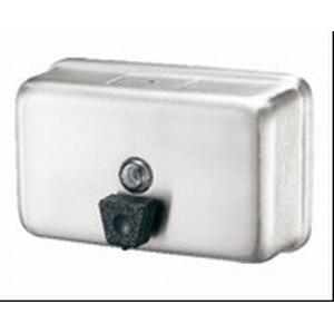 Hand Soap Dispenser S/S Horizontal 1.2L