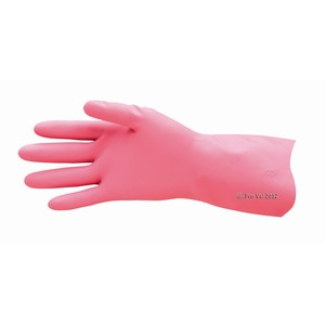 """Pro-Val"" Tuff Pink Rubber Glove"