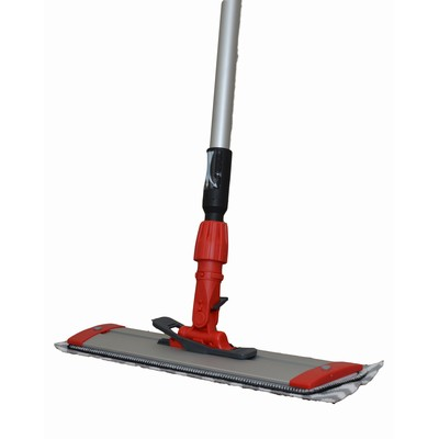 Mop Sprinklear System - Base, Handle & Mops