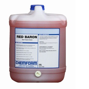 Red Barron Spray & Wipe Cleaner 20L