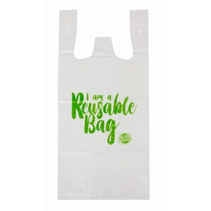Reusable Singlet Bag Small