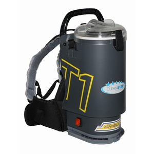 Vacuum Backpack Ghibli T1V3 Short Lead Charcoal