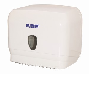 """ABC"" Interfold Hand/Roll Towel Dispenser"