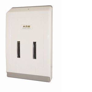 """ABC"" Interfold Hand Towel Dispenser"