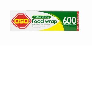 OSO PVC Wrap 600m x 33cm