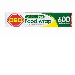 OSO PVC Wrap Wide 600m x 45cm