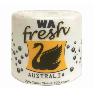 W-400 WA Fresh 2 ply Toilet Roll