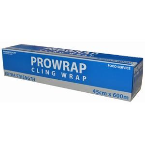 PROWRAP CLINGWRAP 600m x 45cm