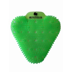 Anti Splash Urinal Screen Citrus