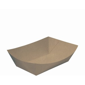 Food Tray Kraft #3 Medium