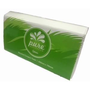 Towel Compact Pure EcoChoice