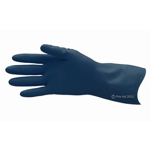 Process Blue Premium Blue Lined Rubber Glove