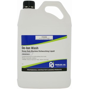 De-Ion Wash Hard Water Dishwasing Liquid 5lt