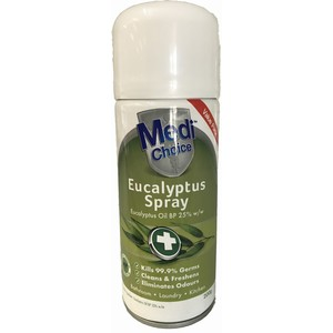 MediChoice Eucalyptus Spray 200gm