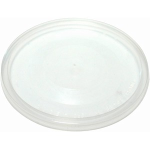 Lid for Round Dipping Sauce Container