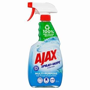 Ajax Ocean Fresh Spray & Wipe 500ml