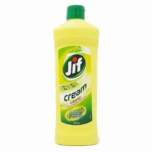 JIF Lemon Cream Cleanser 375ml
