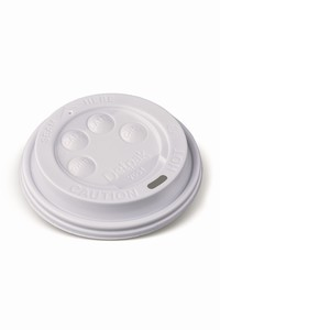 Lid Plastic Button for 12 - 16oz cup
