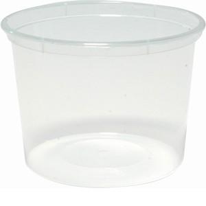 Round Container 550ml