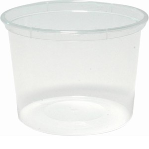 Round Container 850ml