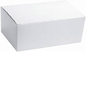 Snack Box Plain - Medium 250/ctn